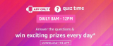 Amazon Daily Quiz Answers Today June 27: Win ₹10,000